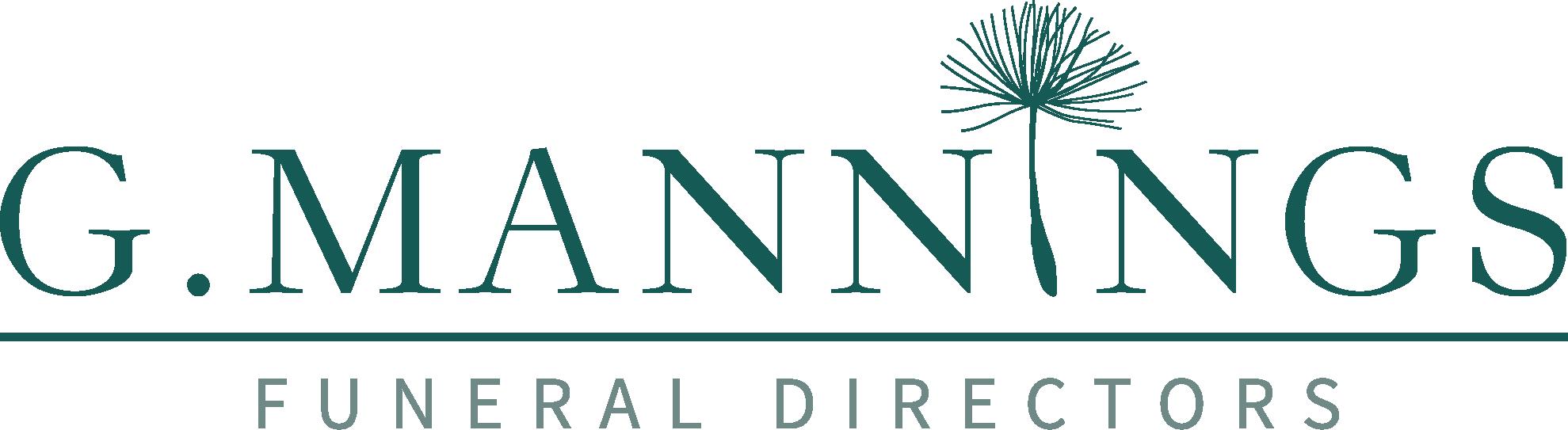 g mannings logo